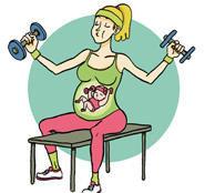 sportende vrouw 1