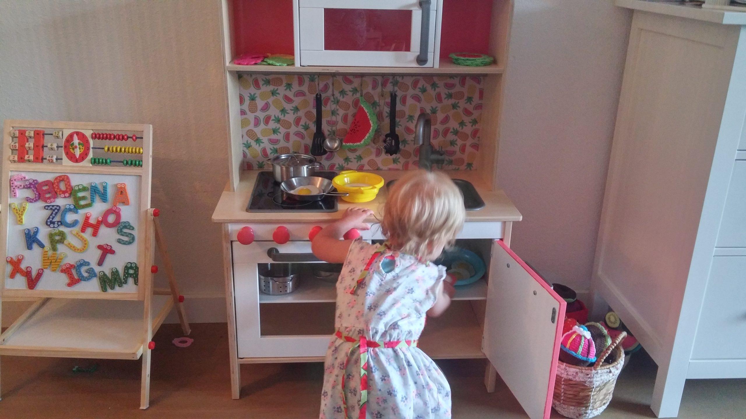 Ikea Keukentje Pimpen Dotjes